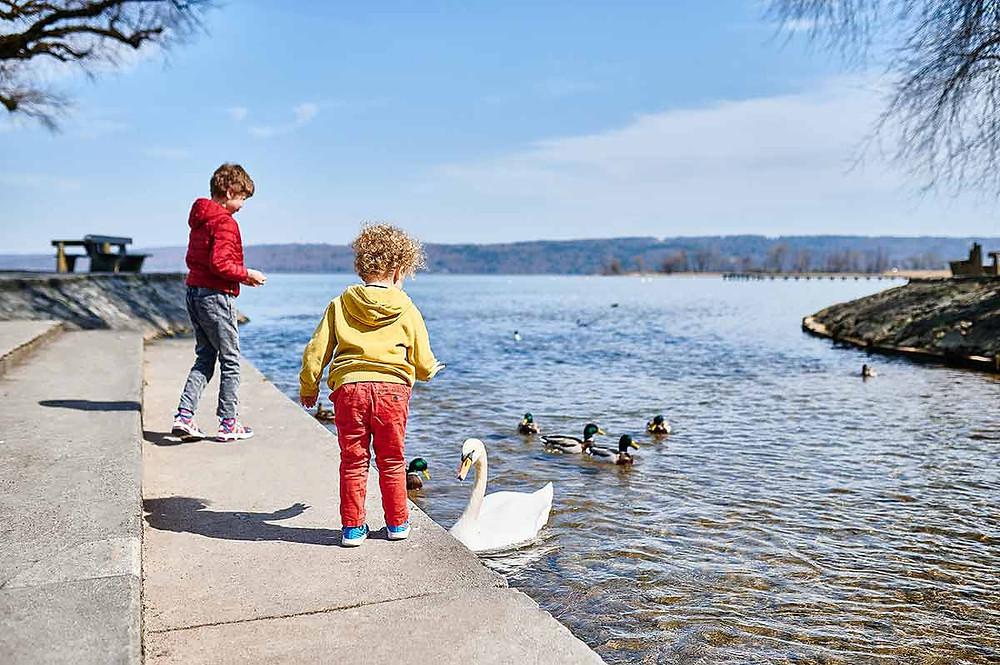 Dießen am Ammersee Ausflug mit Kindern