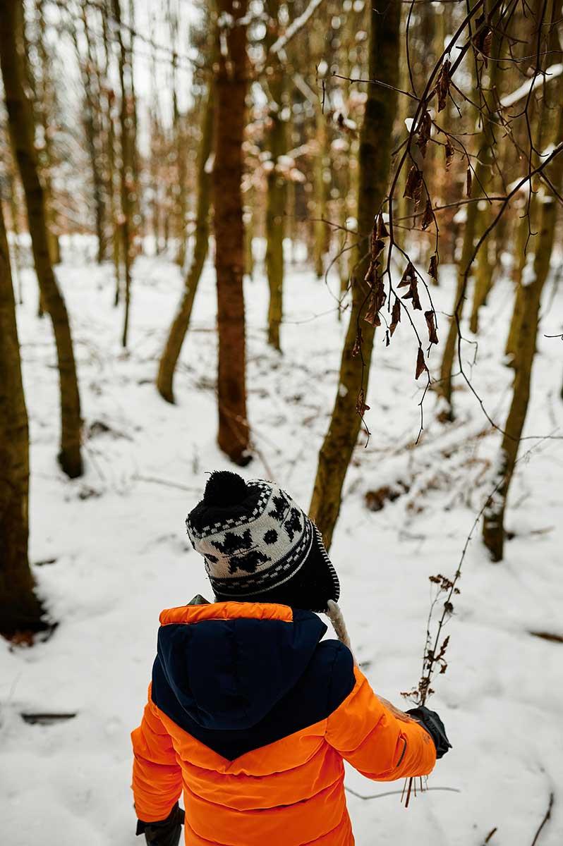 Familienausflug nach Germering bei München Ausflug mit Kindern im Winter