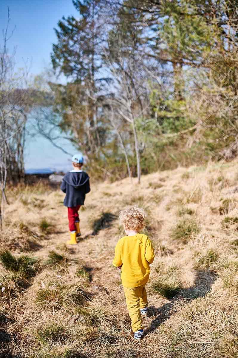 Pilsensee Herrschinger Moos Ausflug mit Kindern