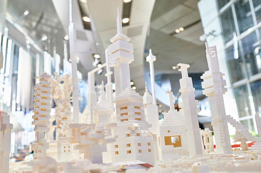Junior Campus in der BMW Welt in München Lego