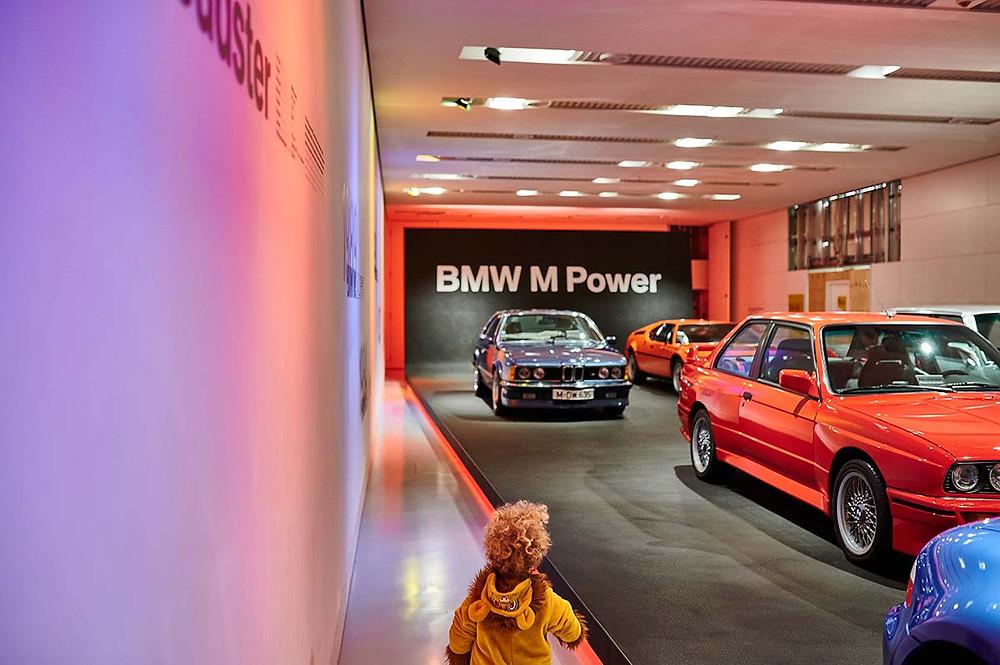 BMW Museum München - Familiensonntag