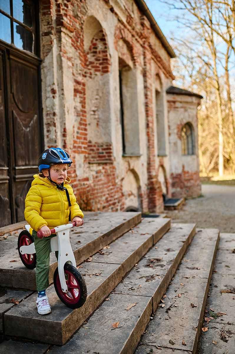 Schlosspark Nymphenburg in München die Magdalenenklause