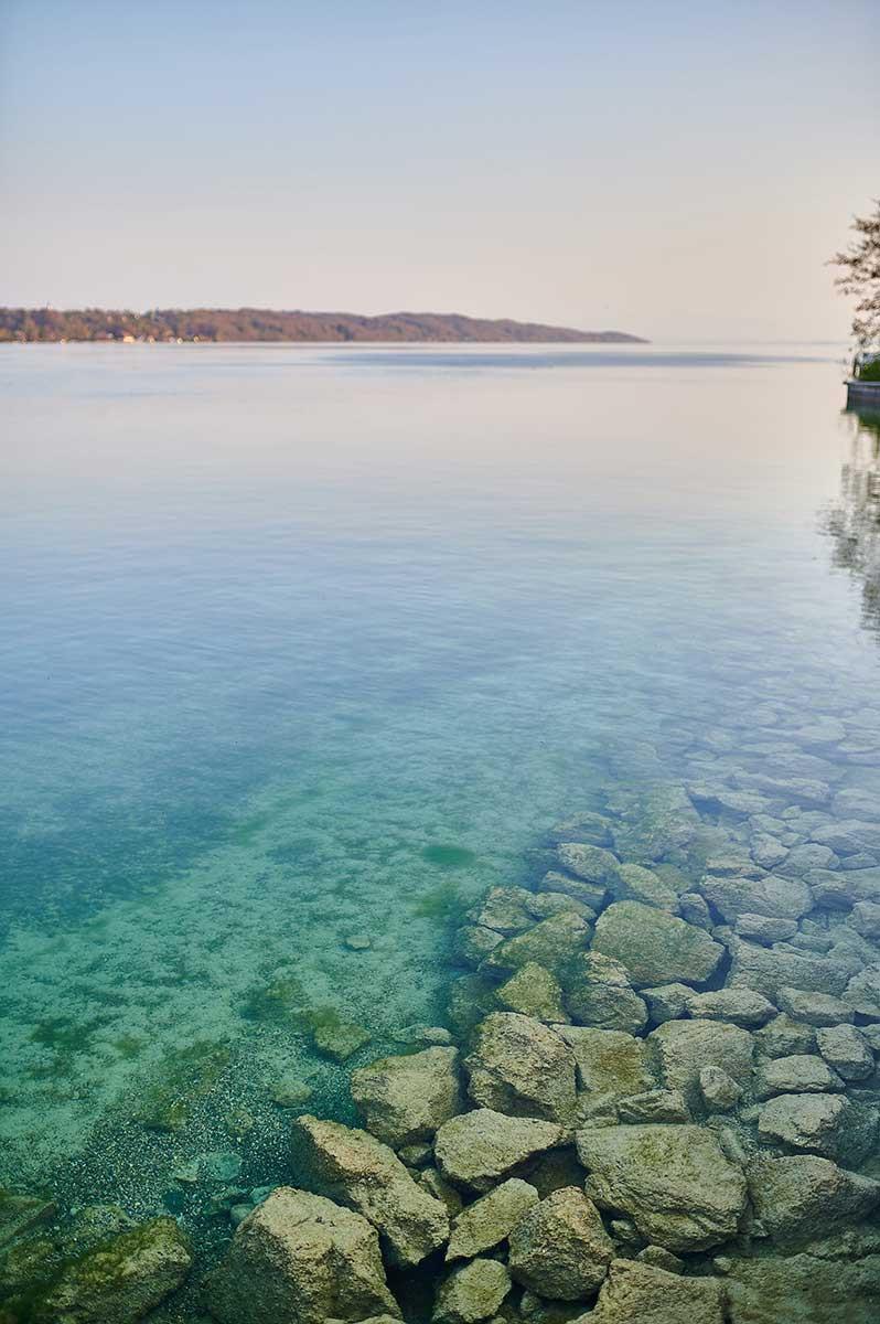 Familienausflug nach Starnberg am Starnberger See Stand Up Paddling