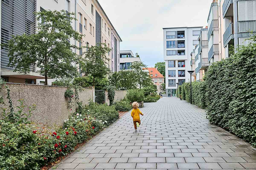 Familienausflug nach Augsburg mit Kindern in die Altstadt