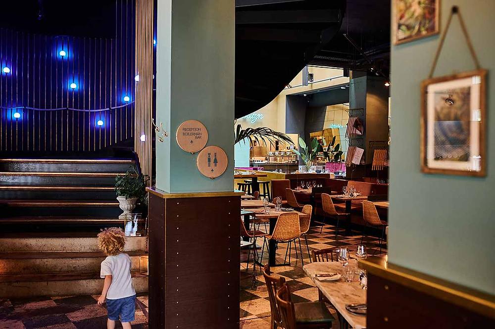 Familienausflug nach München ins Restaurant NENI und das 25hours Hotel am Hauptbahnhof
