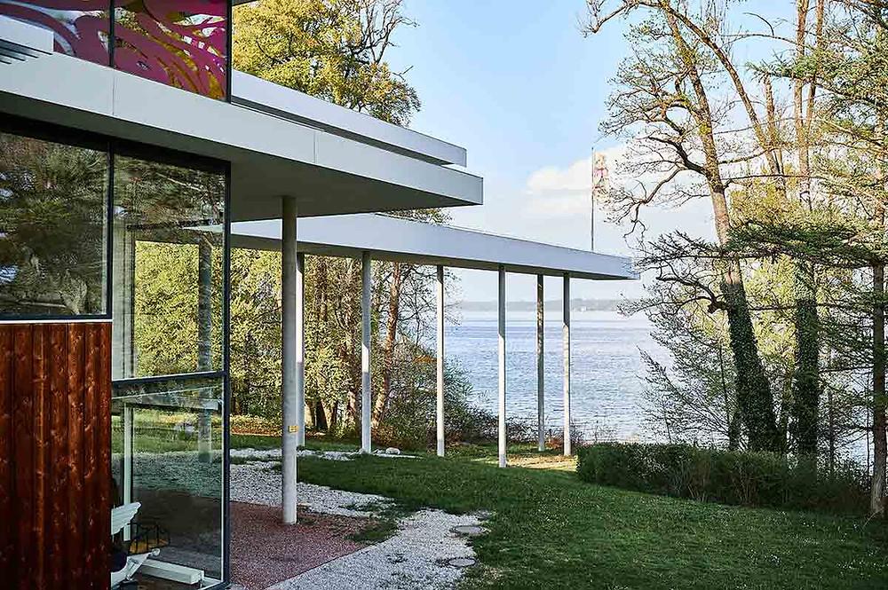 Familienausflug zum Buchheim Museum der Phantasie am Starnberger See in Bernried