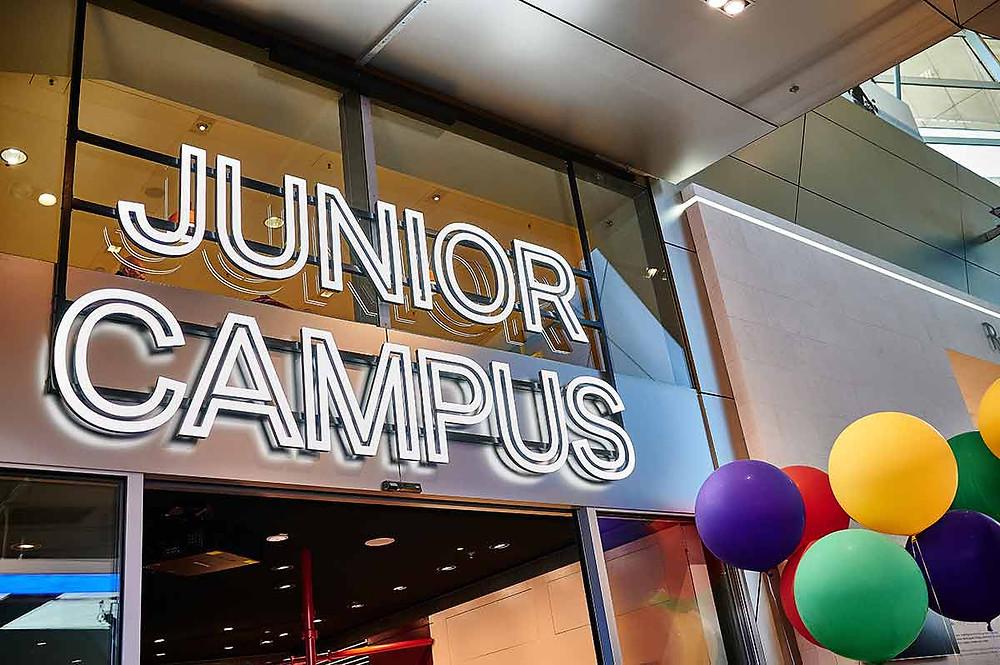 Junior Campus in der BMW Welt in München