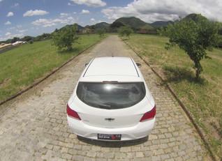 Serra acima com o Chevrolet Joy 2020
