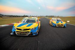 Carros da Ipiranga Power Racing
