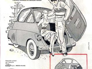 Romi-Isetta, primeiro carro produzido no Brasil, completa 60 anos