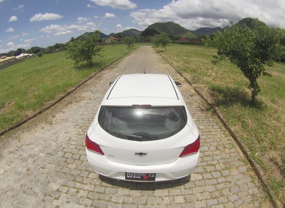 Chevrolet Joy 2020 test-drive Rebimboca