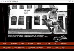 Site Casa Carlos Scliar