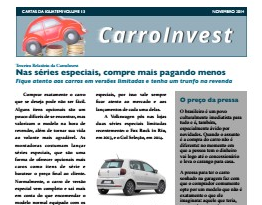 Newsletter Carroinvest