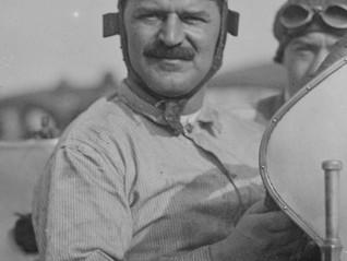 Há 100 anos: 1º acidente filmado em corrida quase mata Chevrolet