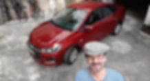 Henrique Koifman e o Chevrolet Onix Plus