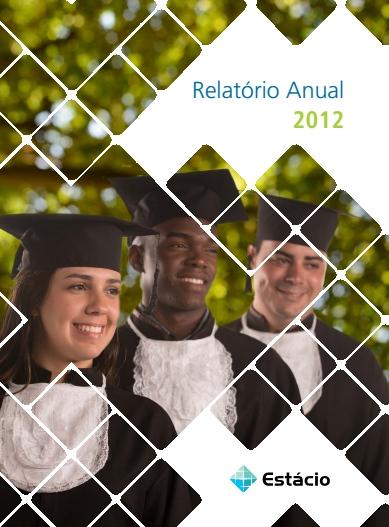 Relatório anual da Estácio (2012)