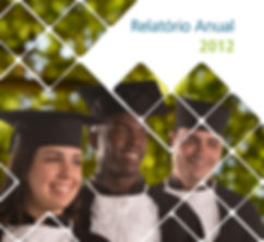 Relatório anual da Estácio - Rebimboca agência de comunicação e produção de conteúdo