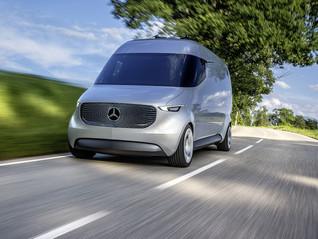 Vision, a Van do futuro próximo