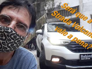 A nova Fiat Strada Cabine Dupla vale a pena? Confira nosso test-drive