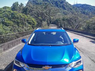 Um test-drive com a Chevrolet Tracker Premier 2021