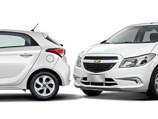 Carros brancos são os preferidos, no Brasil e no mundo