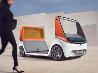 Carro do futuro com mil e uma utilidades