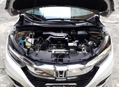 Turbo vitamina Honda HRV, mas sai caro