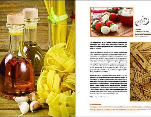 Catálogo de produtos da Falmec do Brasil - Rebimboca agência de comunicação e produção de conteúdo