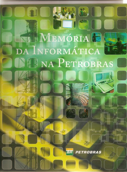 Livro Memória da Informática