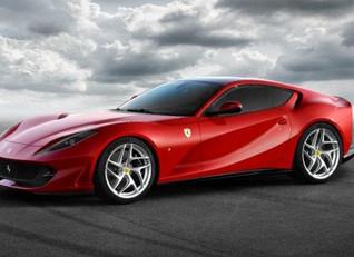Ferrari 812 Superfast, diretamente para os seus sonhos
