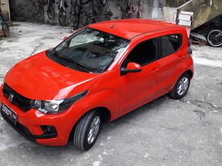 Vida minimalista: sete dias com o Fiat Mobi Drive 2020