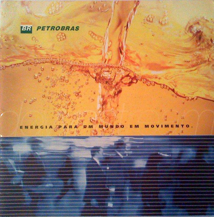 Folder para o E&P da Petrobras