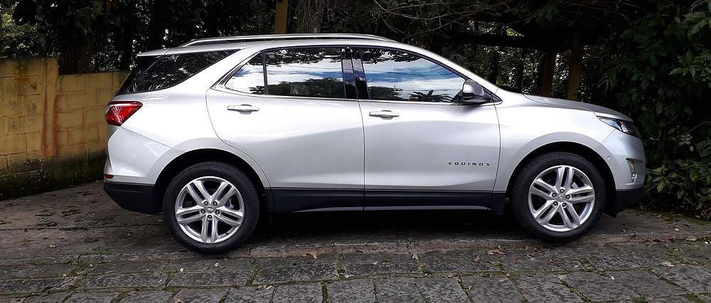 Chevrolet Equinox 1.5 Premier 2020 - Foto Henrique Koifman