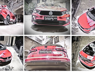 Fiat Cronos HGT 2020: beleza põe mesa?