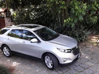 Menos é mais? Um test-drive com a nova Chevrolet Equinox Premier 1.5