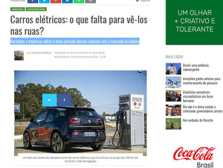 Carros elétricos: o que falta para vê-los nas ruas brasileiras?