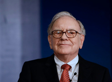 How to define your priorities? Try this easy rule from Warren Buffet!