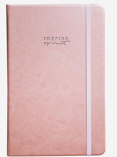 Inspire Spirit Planner (2nd Edition) - Elegant Rose Gold