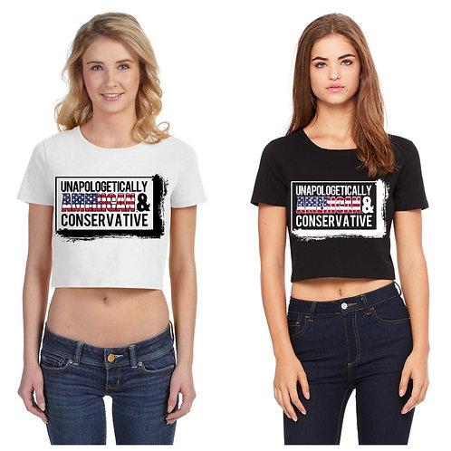 UAC Signature TCU Crop T-Shirt
