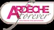 Logo ardèche forever
