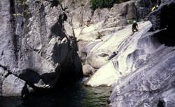 Le canyoning