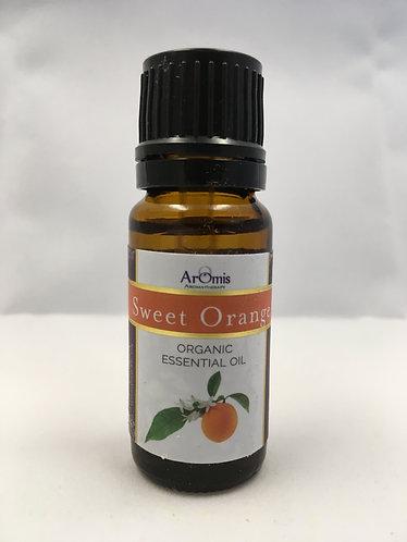 Sweet Orange 10ml Certified Organic