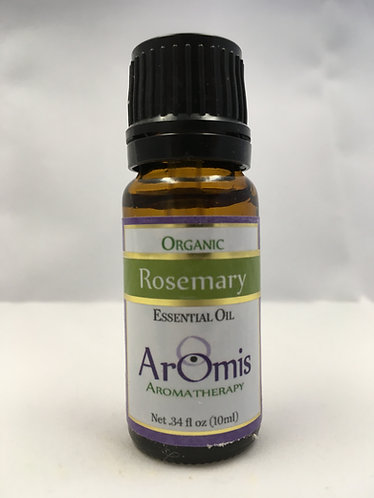 Rosemary 10ml Certified Organic