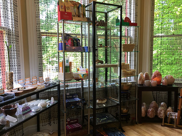 Metaphysical supplies in Ballston Spa
