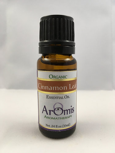 Cinnamon Leaf 10ml Certified Organic