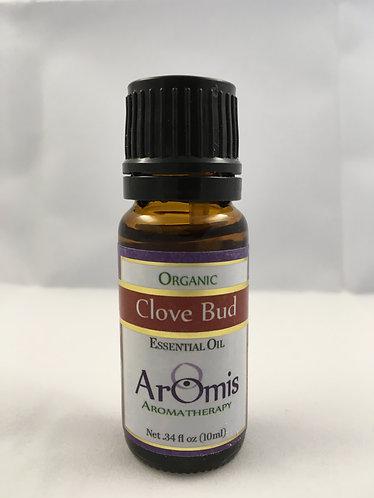 Clove Bud 10ml Certified Organic