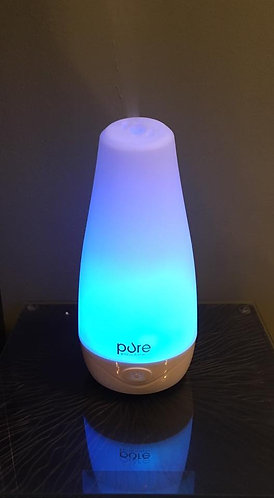 Pure Enrichment PureSpa Essential Oil Ultrasonic Diffuser