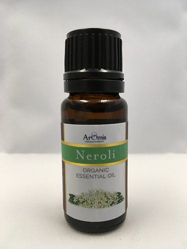 Neroli 10ml Certified Organic