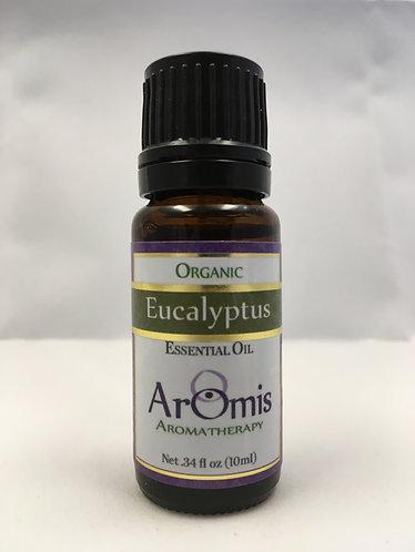 Eucalyptus Globulus 10ml Certified Organic