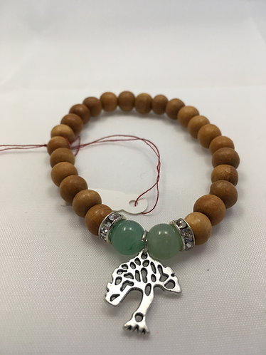 Tree of Life mala bracelet